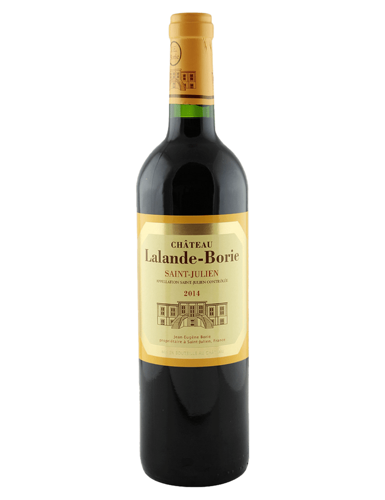 Chateau Lalande Borie 2014 750ml