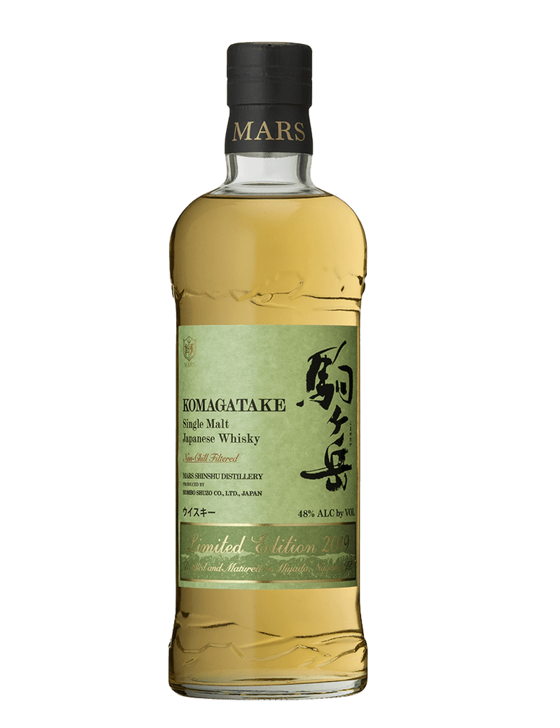 Komagatake Single Malt Limited Edition 2019 750ml - Ralph's Wines & Spirits