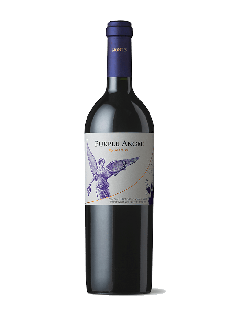 Montes Purple Angel - Carmenere Petit Verdot 750ml - Ralph's Wines & Spirits