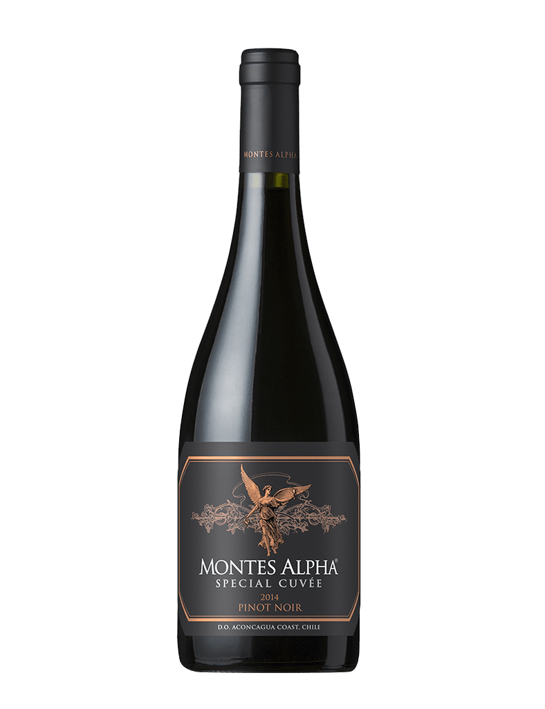 Montes Alpha Special Cuvee Pinot Noir 750ml