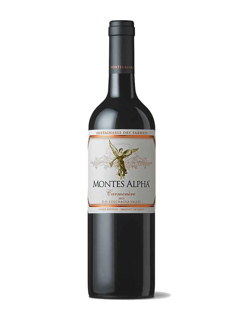 Montes Alpha Carmenere 750ml