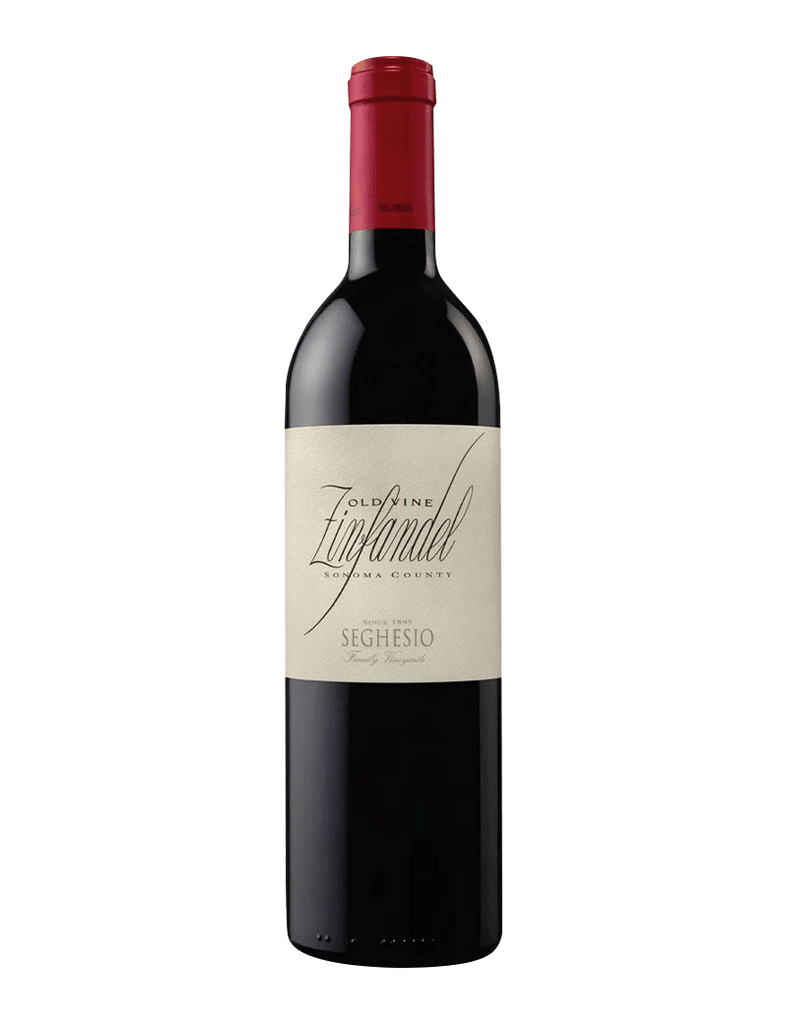 Seghesio Old Vine Zinfandel 2014 750ml
