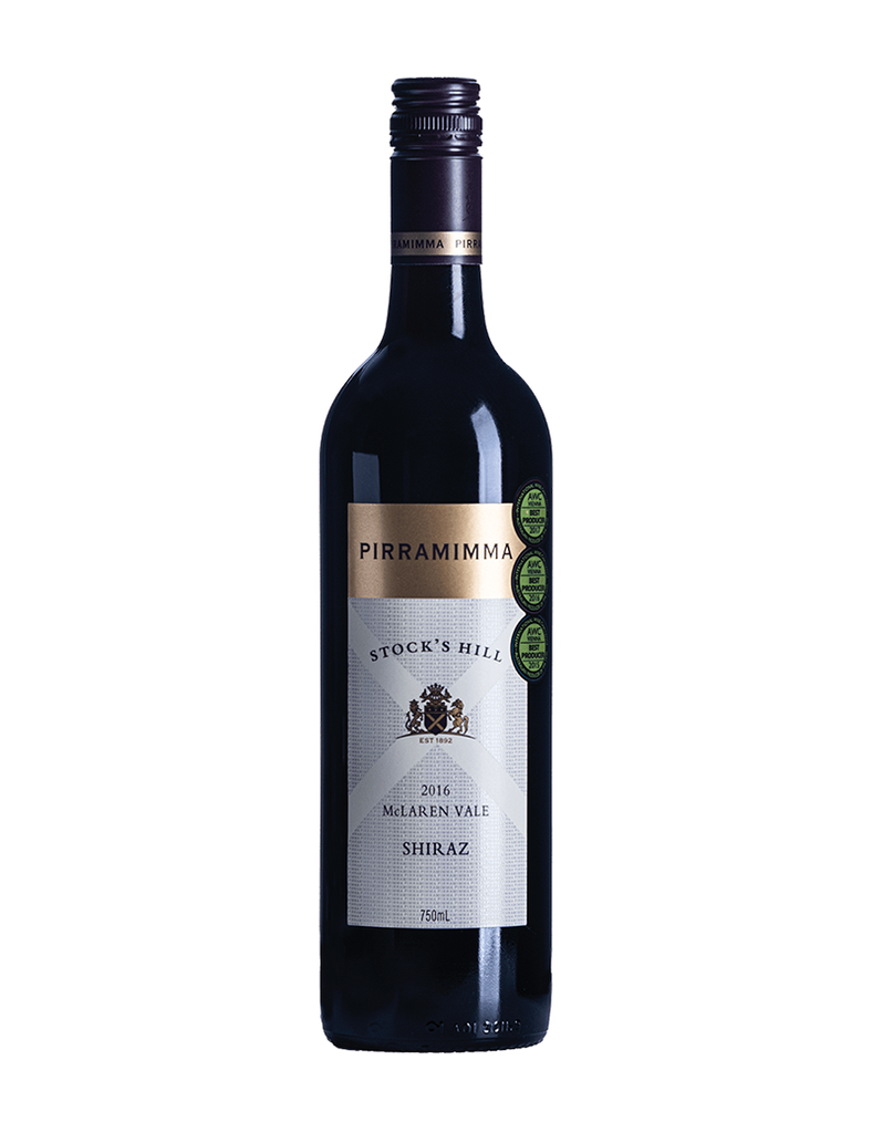 Pirramimma Stock's Hill Shiraz 2016 750ml