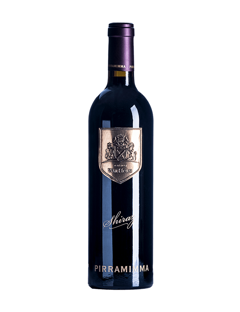 Pirramimma War Horse Shiraz 2015 750ml