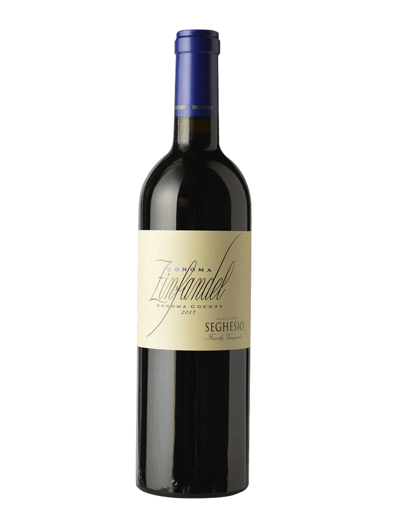 Seghesio Sonoma County Zinfandel 750ml - Ralph's Wines & Spirits