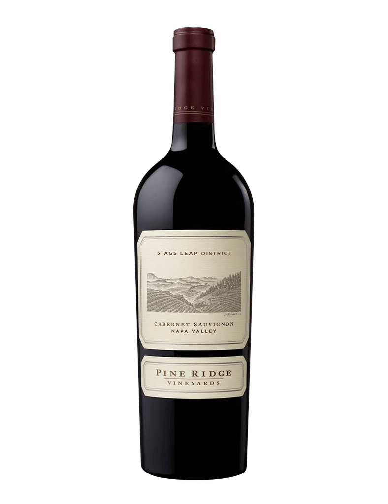 Pine Ridge Stags Leap Cabernet Sauvignon 2014 750ml