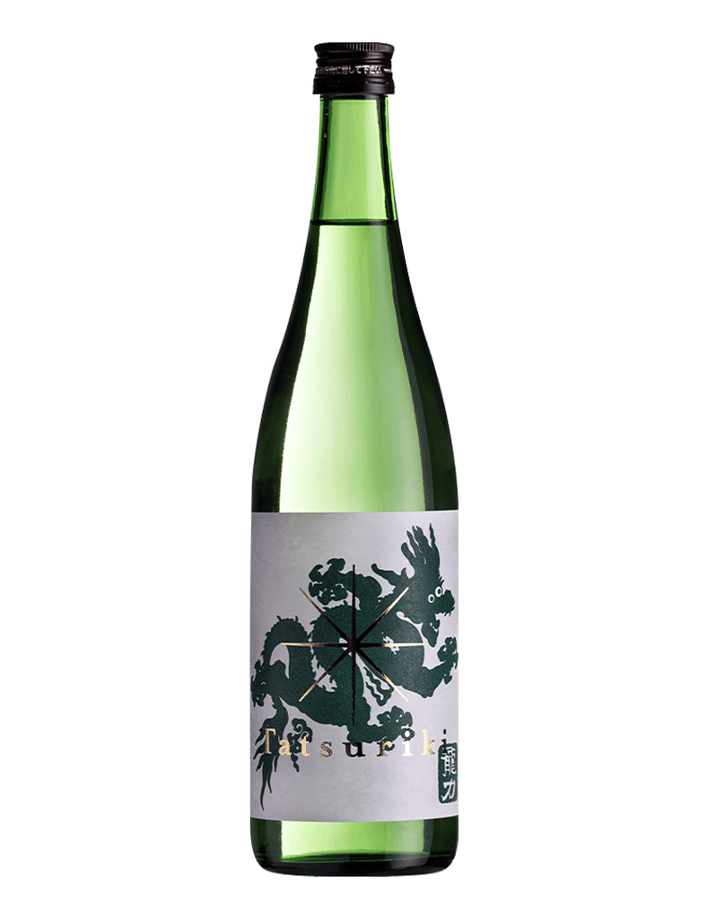 Tatsuriki Junmai Green Dragon 720ml