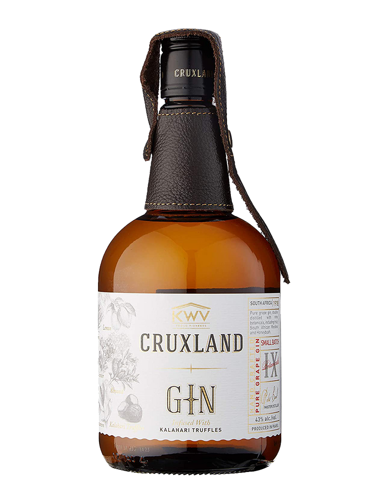 KWV Cruxland Gin - Infused with Kalahari Truffles 750ml