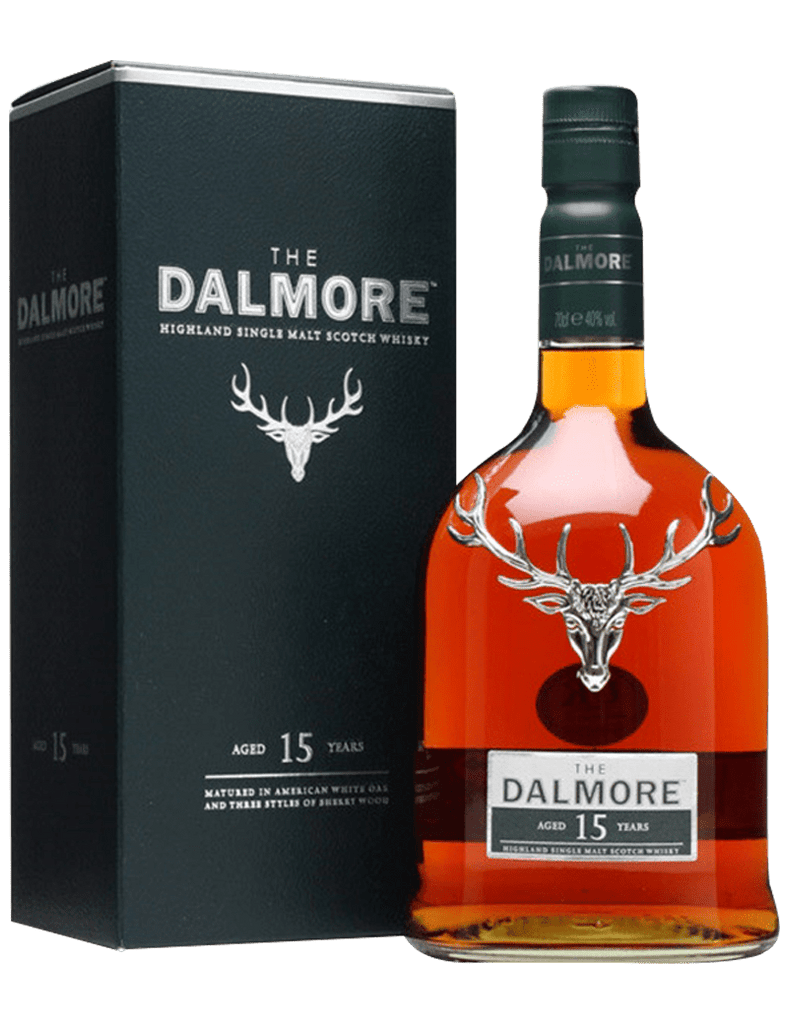 The Dalmore 15 Year Old 700ml
