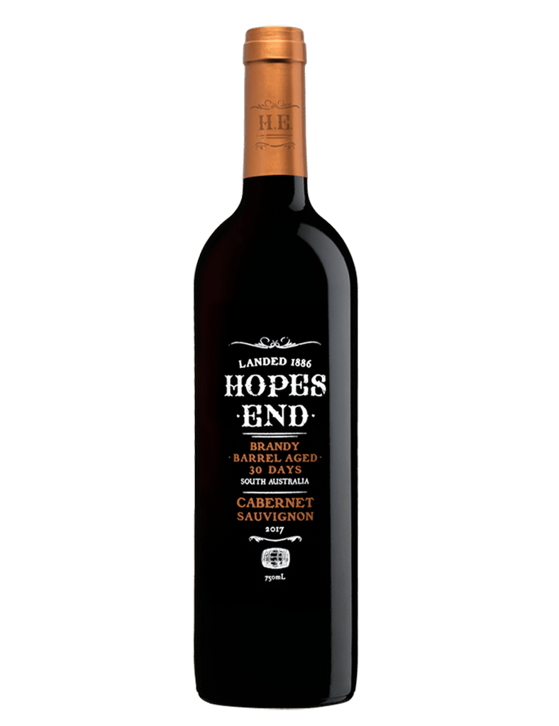 Hopes End Brandy Barrel Aged Cabernet Sauvignon 750ml - Ralph's Wines & Spirits