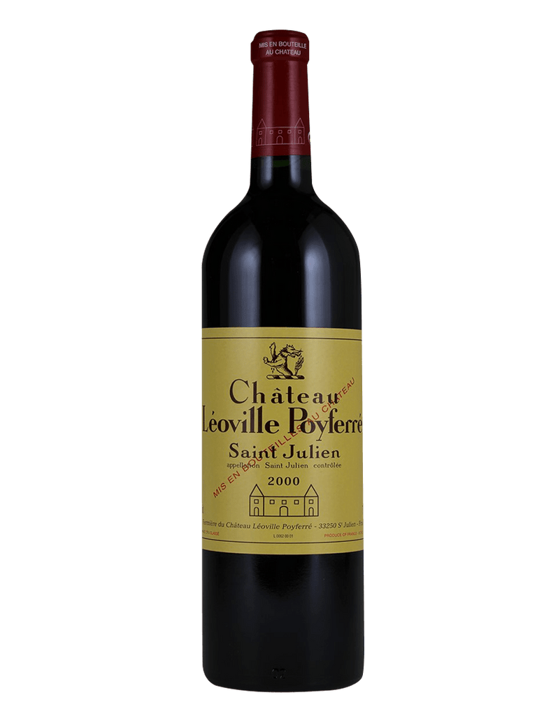 Chateau Leoville Poyferre 2015 750ml - Ralph's Wines & Spirits
