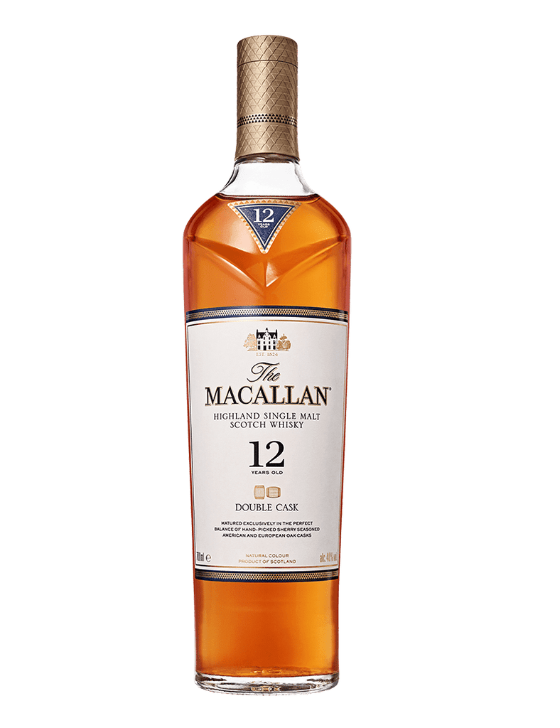 Macallan 12YO Double Cask 700ml - Ralph's Wines & Spirits
