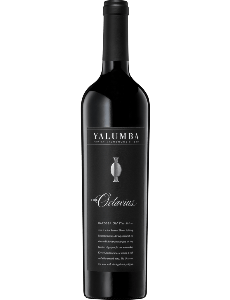 Yalumba The Octavius Old Vine Barossa Shiraz 750ml