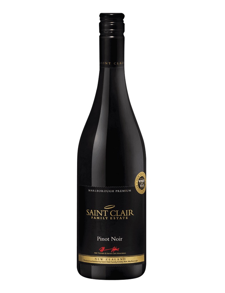 Saint Clair Premium Pinot Noir 750ml - Ralph's Wines & Spirits