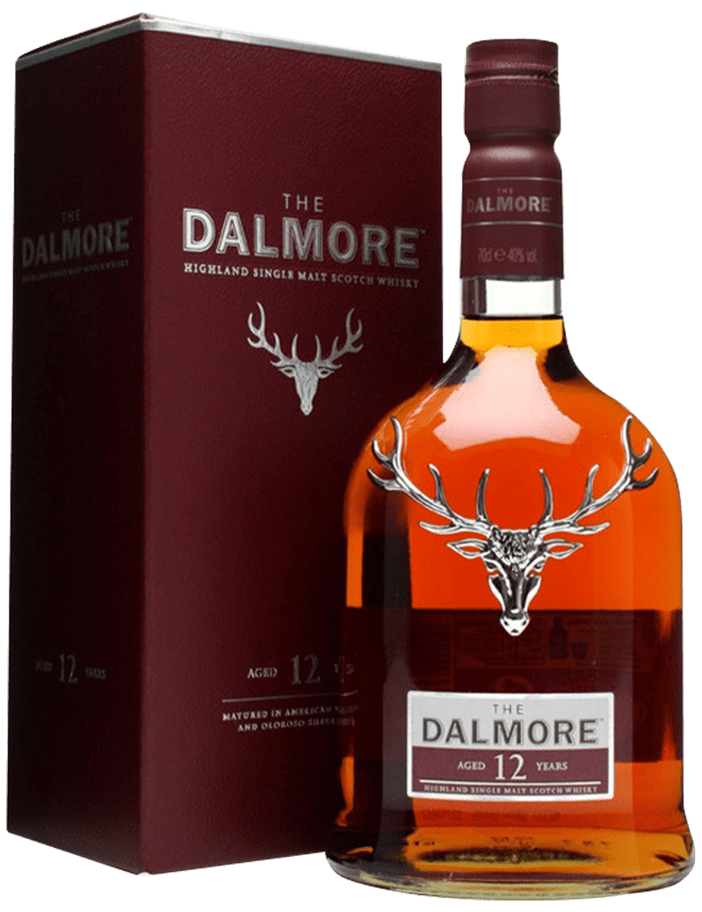 The Dalmore 12 Year Old 700ml