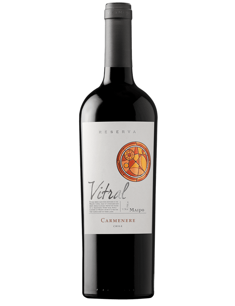 Vina Maipo Vitral Carmenere 750ml