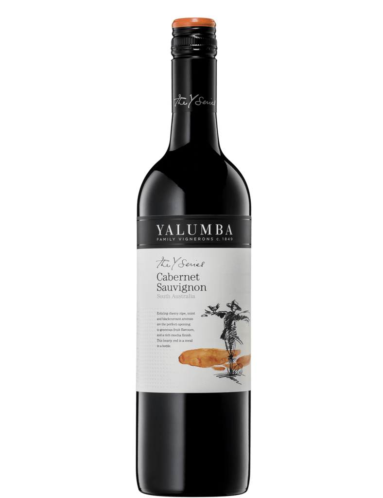 Yalumba Y Series Cabernet Sauvignon 750ml