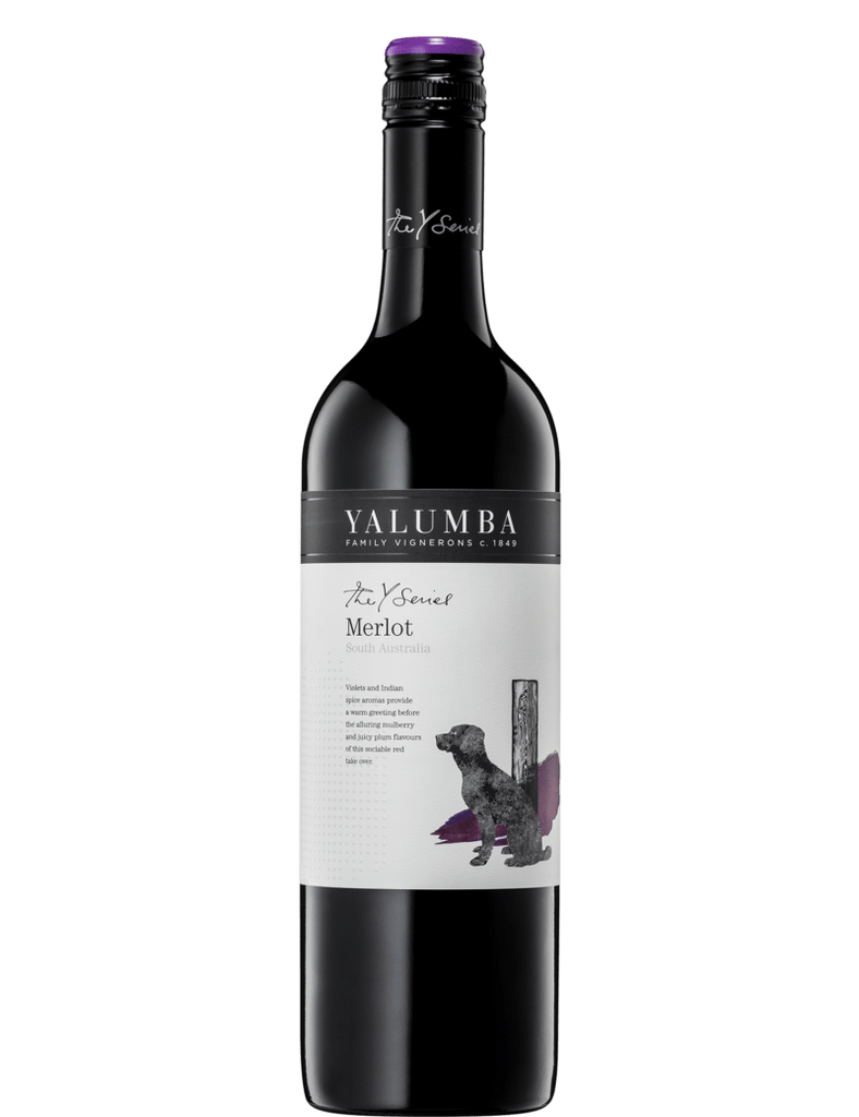 Yalumba Y Series Merlot 750ml