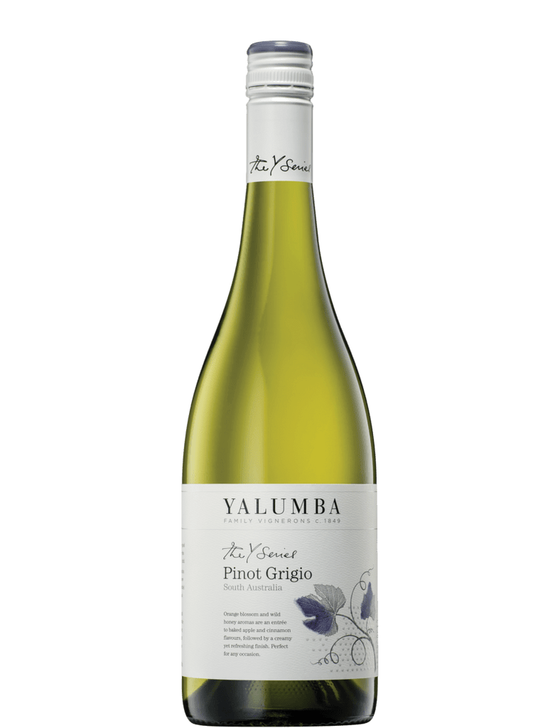 Yalumba Y Series Pinot Grigio 750ml