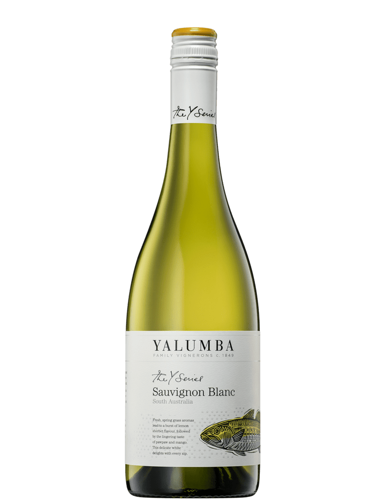 Yalumba Y Series Sauvignon Blanc 750ml