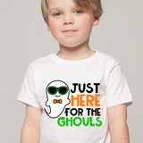 Here for Ghouls - fashion fitness