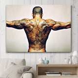 Super Tattoo Canvas|Artist Edition| - fashion fitness
