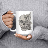 Super Skull Mug - fashion fitness