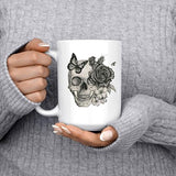 Hyper Skull Mug - fashion fitness