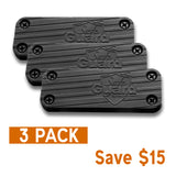 3 PACK of Safeguard Magnetic Gun Mount for your Home Car or RV