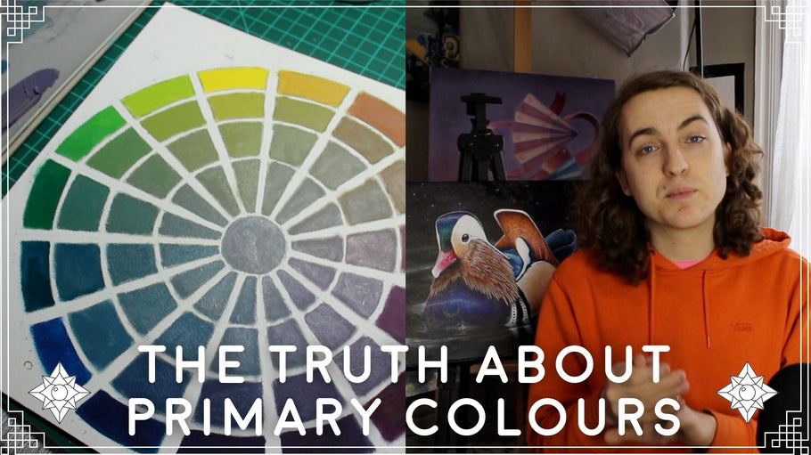 The TRUTH About Primary Colours!