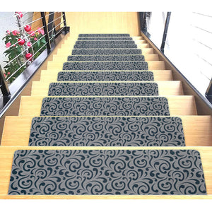 Gray Stair Mats - Design #3
