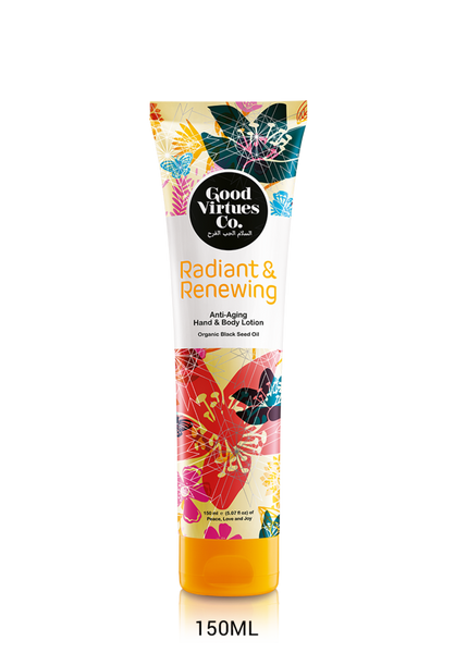 Good Virtues Co Anti-Aging Hand & Body Lotion