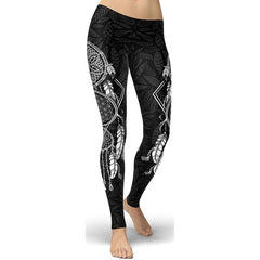 Dreamcatcher Yoga Leggings