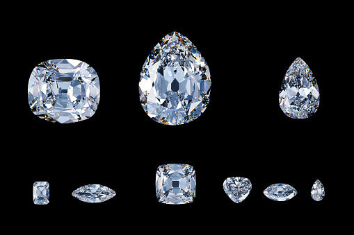 Cullinan Diamonds