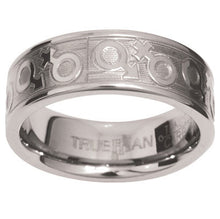 Load image into Gallery viewer, Unisex Tungsten Ring US Size 10 - Ottery Jewellery