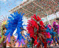 St. Lucia Carnival Full Package