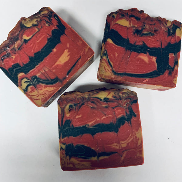 Dragons blood bar soap