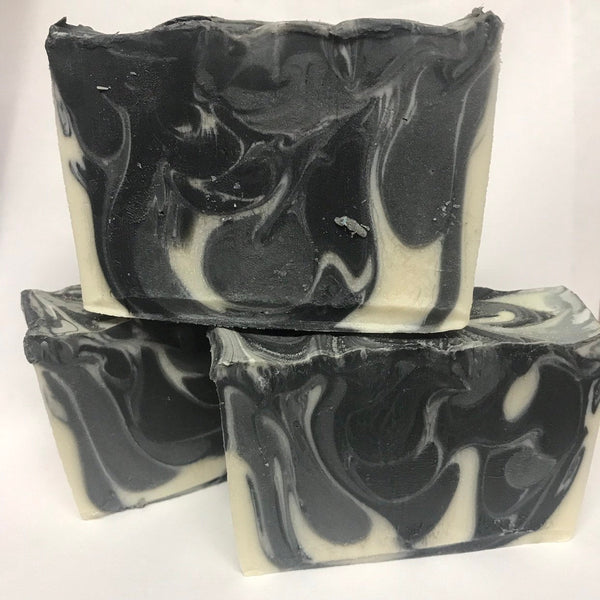 Shades of Gray Soap bar / Coconut Milk Soap bar