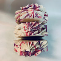 Black Raspberry and vanilla bar soap