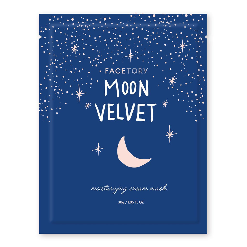FACETORY | MOON VELVET MOISTURIZING CREAM MASK - Frills on Fourth