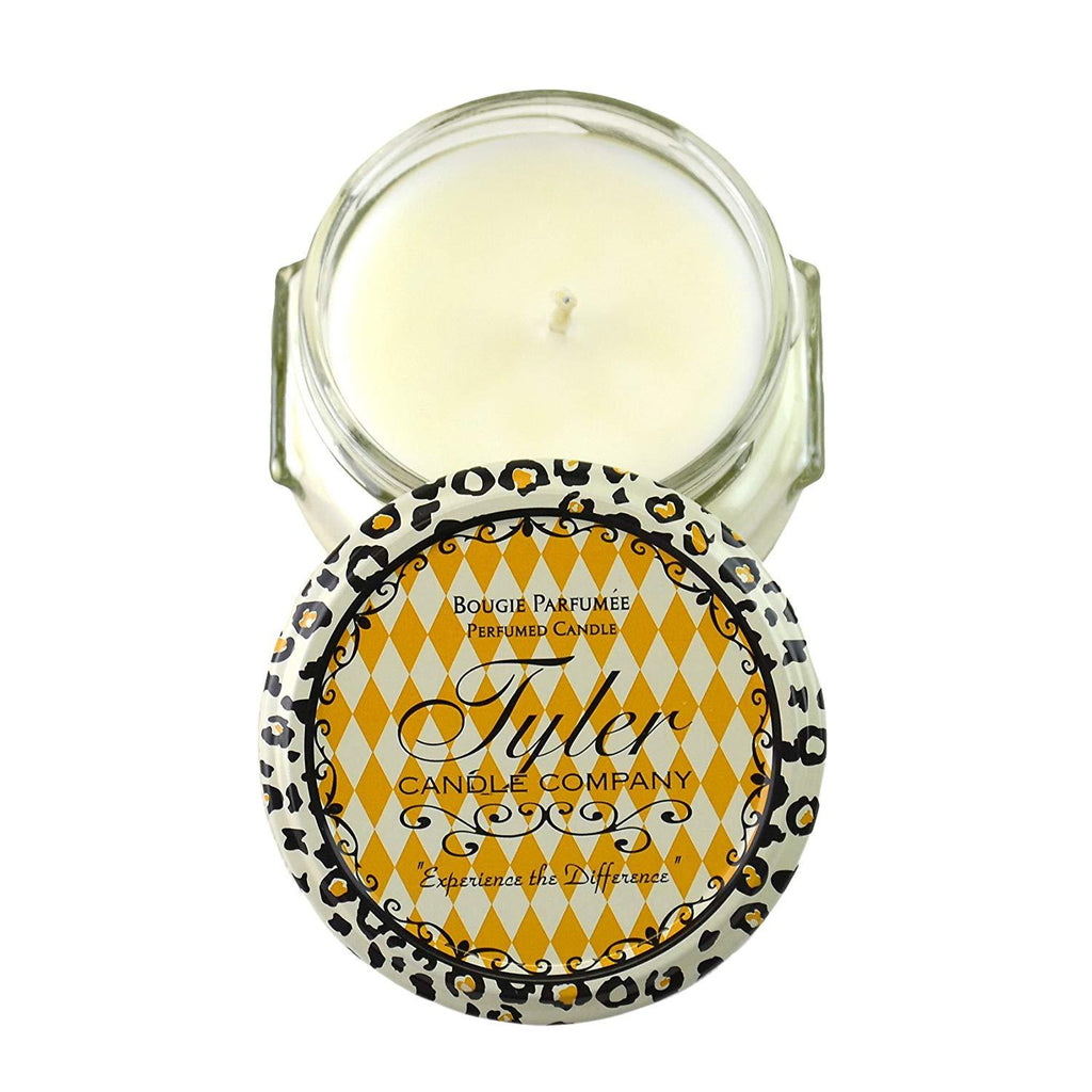 TYLER | SMALL ONE WICK CANDLE - Frills Boutique
