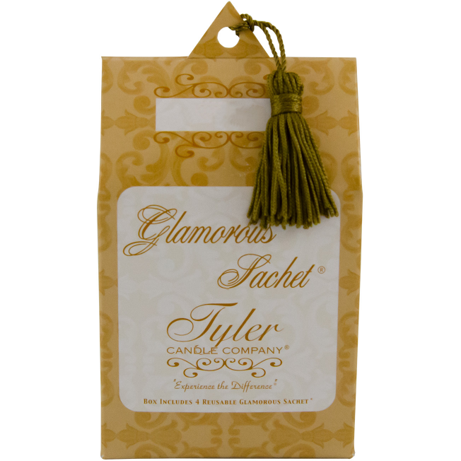 TYLER CANDLE CO. | GLAMOROUS SACHET/ DRYER SHEETS