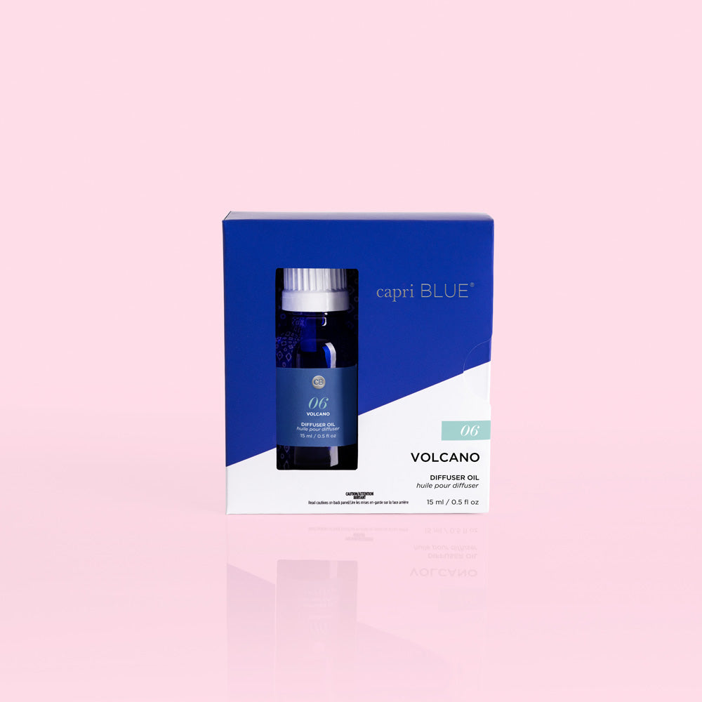 CAPRI BLUE | VOLCANO | DIFFUSER OIL - Frills on Fourth