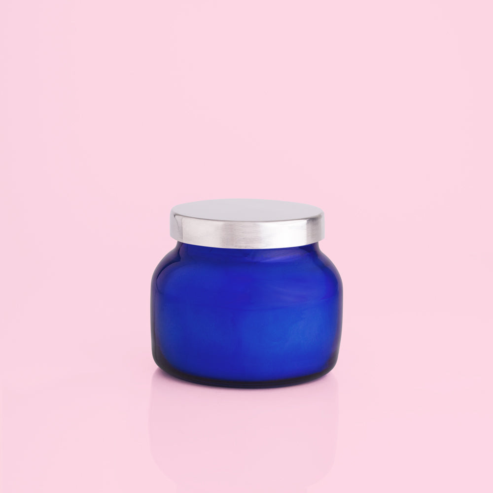 CAPRI BLUE | VOLCANO | SIGNATURE PETITE JAR CANDLE - Frills on Fourth