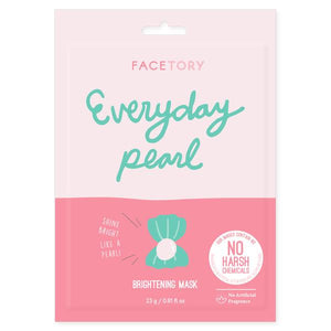 FACETORY | EVERYDAY, PEARL BRIGHTENING MASK - Frills on Fourth