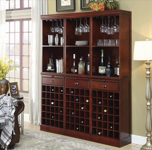 Wall Unit Bar