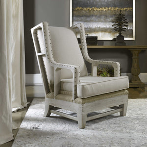 SCHAFER ARMCHAIR