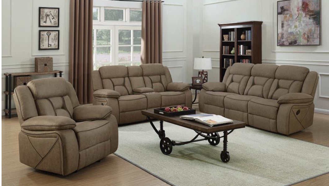 Higgins Collection (sofa, love seat and Chair)