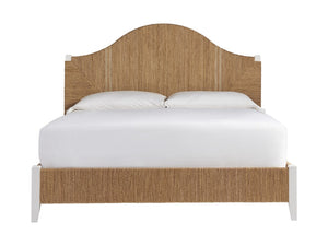 ESCAPE - SEABROOK PANEL QUEEN BED