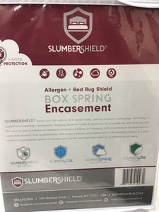 Mattress/Pillow Protector (SlumberShield)